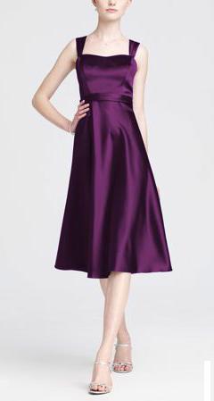Finding plus size bridesmaid dresses that flatter