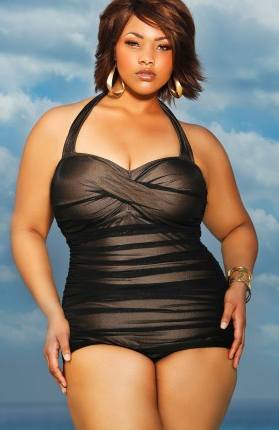 What Swimsuits for full figured women consider
