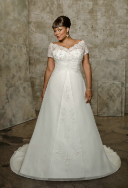 Wedding Dresses with Sleeves and More Plus Size Bridal Gown Tips